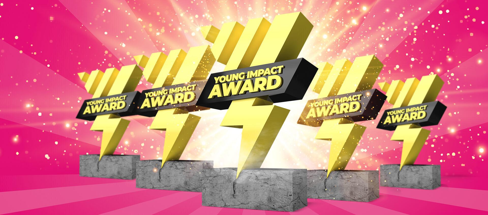 Je kunt nú stemmen voor de Young Impact Awards 2021