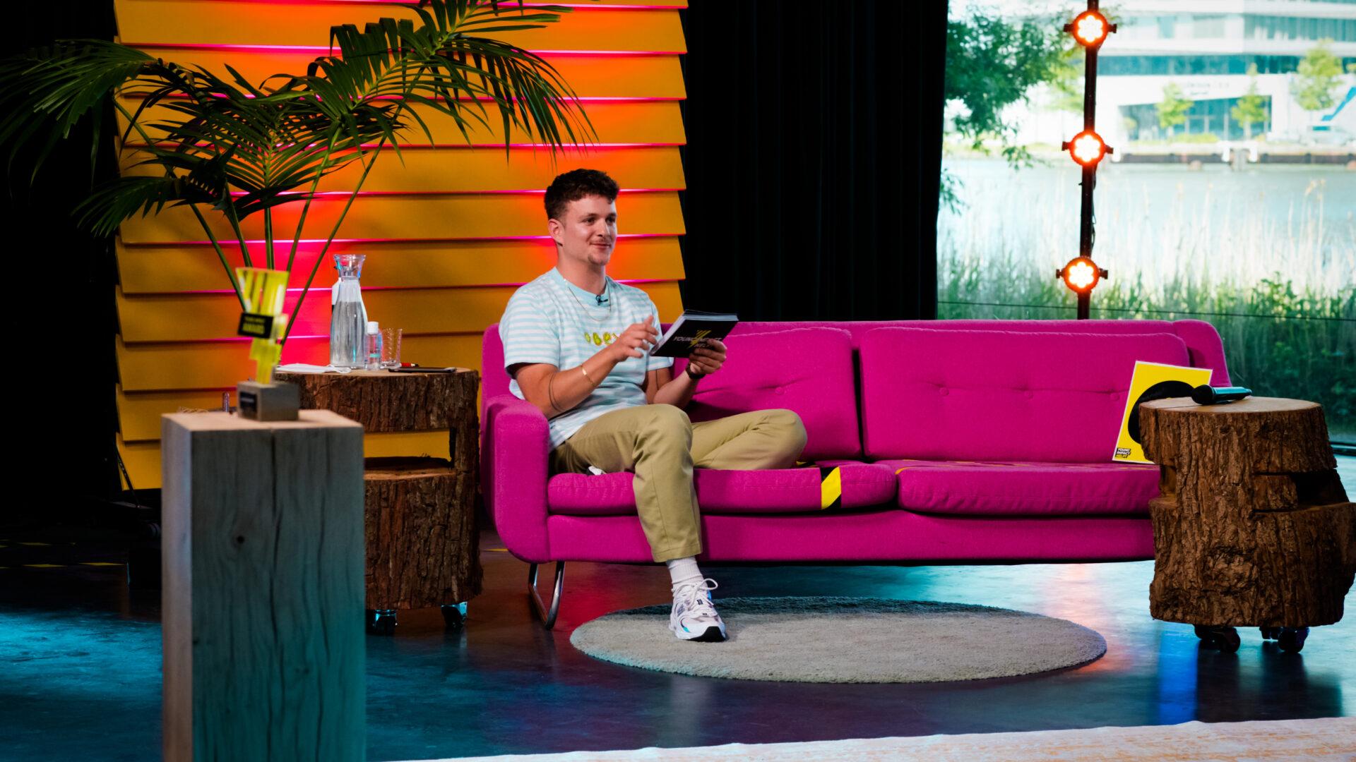 Jongeren krijgen dagelijkse portie positiviteit van BN'ers met Young Impact Energizer
