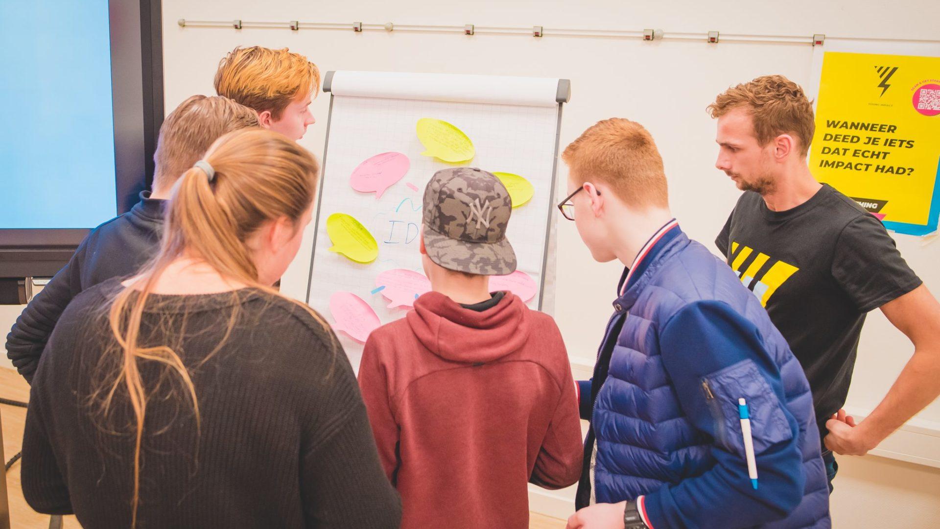 Hoe onze methodiek 'Circle of Impact' een knop omzet bij jouw leerlingen