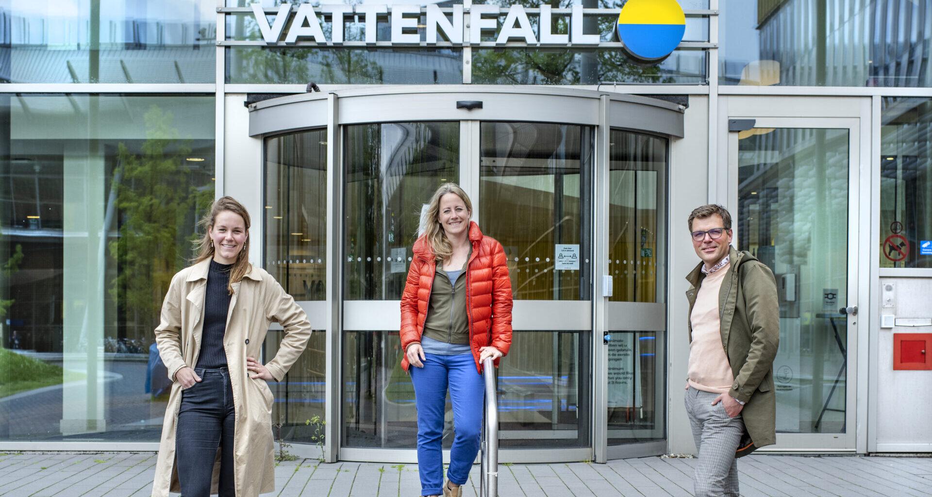 Vattenfall verbindt zich als partner aan Young Impact