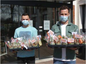 Jongeren challenge ROC Nijmegen