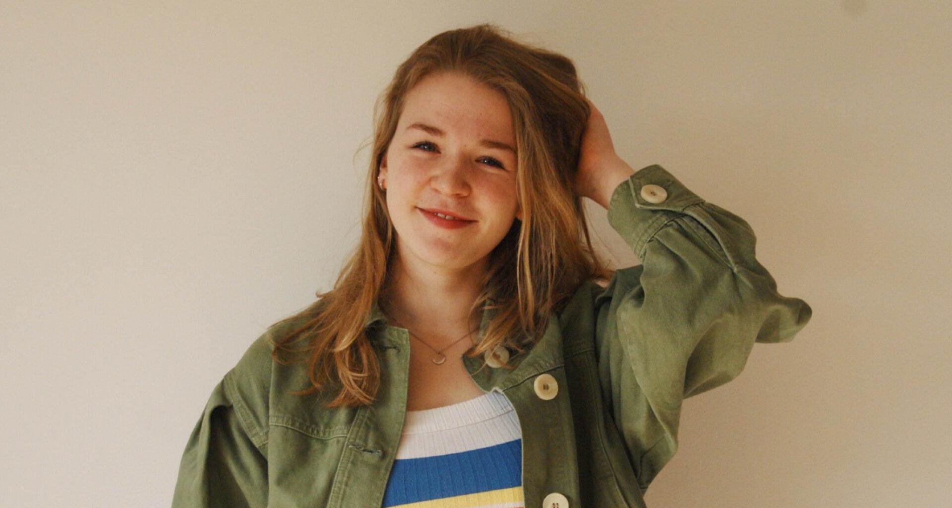 Sara won een Young Impact Award en vecht nu voor een positief jeugdbeleid