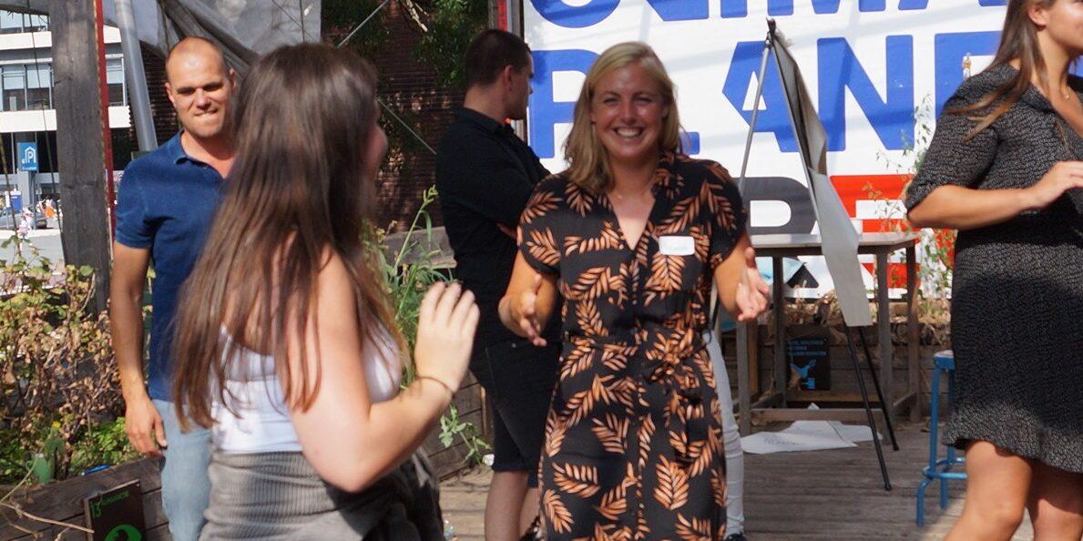 Nicole: Mijn ervaring als stagiaire bij Young Impact