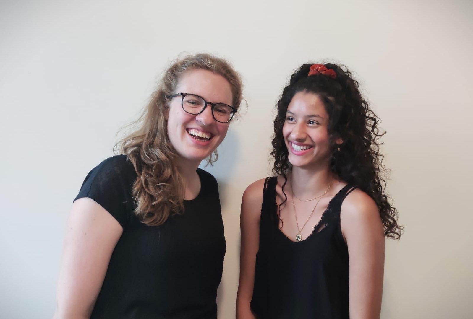 Nienke en Ranna organiseren challenge voor studenten met uitstelgedrag