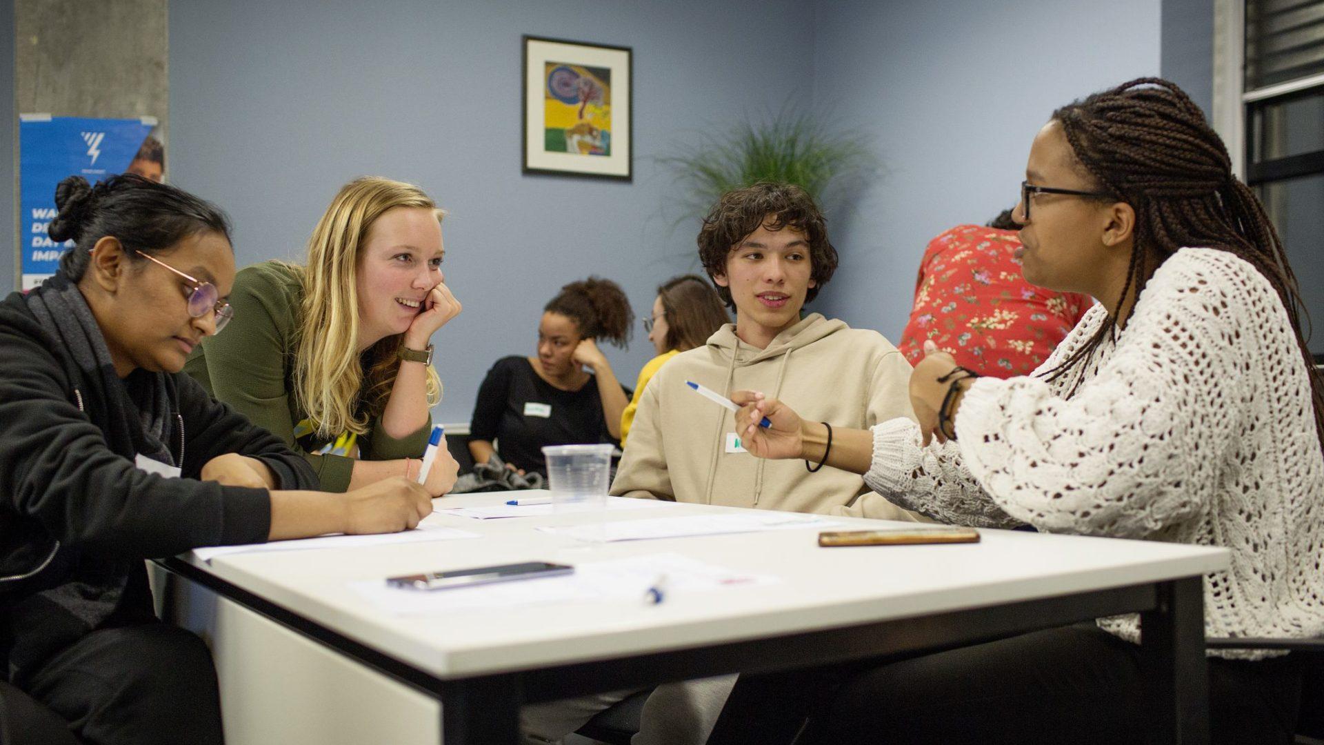Young Impact en Rotterdamse onderwijsinstellingen aan de slag met MDT