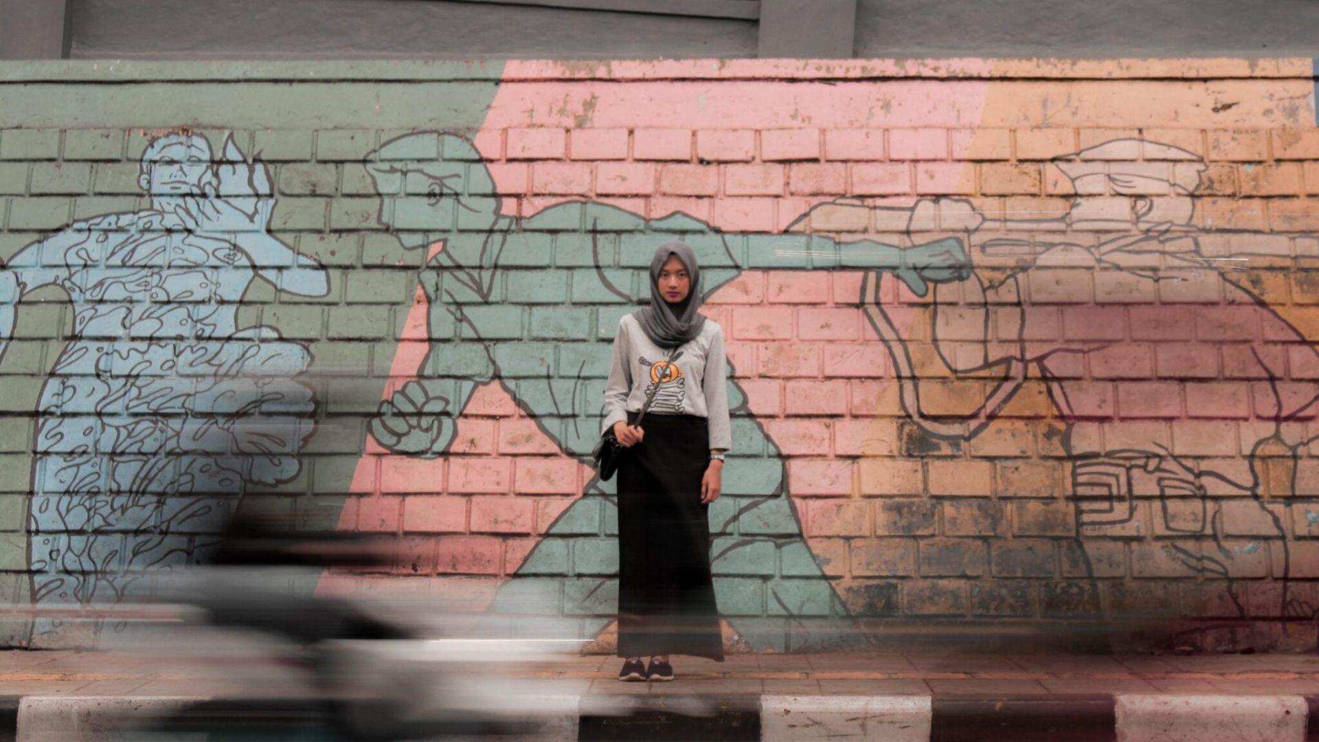 Amina en Sabra komen op voor verstoten meisjes